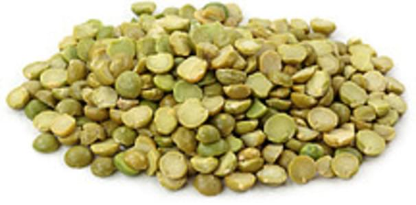 USDA Peas  green  split  mature seeds