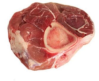 USDA Veal  shank (fore and hind)  separable lean and fat