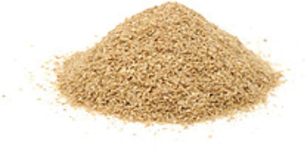 USDA Wheat bran - 1 c