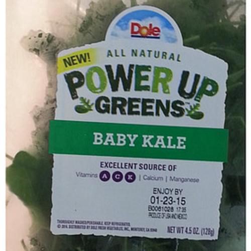 Dole Baby Kale - 85 g