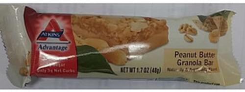 Atkins Advantage Peanut Butter Granola Bar - 48 g