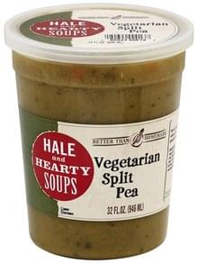 Better than Homemade Soup Vegetarian Split Pea
