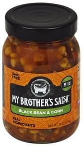 My Brothers Salsa Salsa Black Bean & Corn, Mild