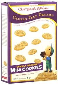 Cherrybrook Kitchen Mini Cookies Vanilla Graham