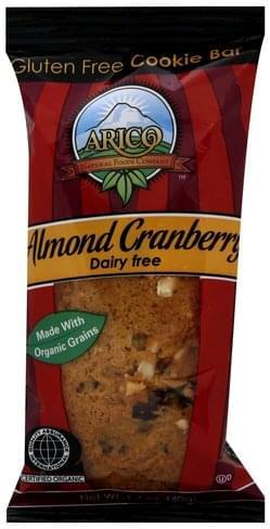 Arico Almond Cranberry Cookie Bar - 1.4 oz