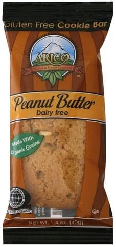 Arico Peanut Butter Cookie Bar - 1.4 oz