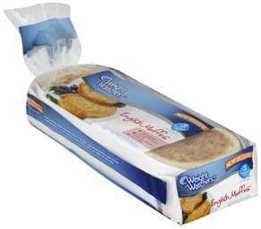 Weight Watchers English Muffins