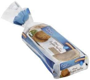 Weight Watchers English Muffins Wheat