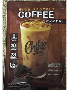 Chike Nutrition High Protein Coffee Mocha