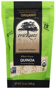 TruRoots Quinoa Organic, Whole Grain