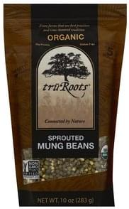 TruRoots Mung Beans Sprouted, Organic