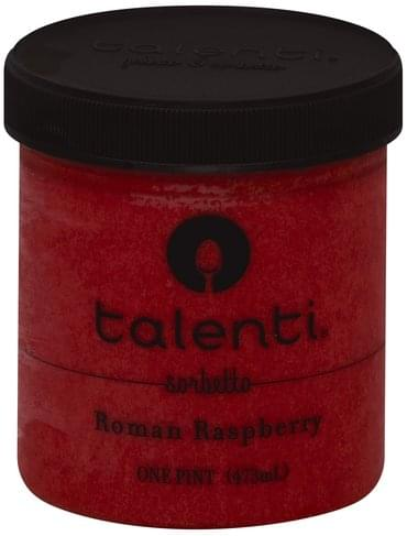 Talenti Roman Raspberry Sorbetto - 1 pt