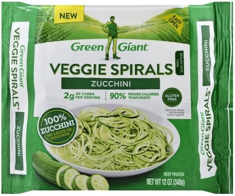 Green Giant Zucchini - 12 oz
