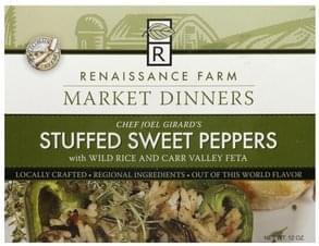 Renaissance Farm Stuffed Sweet Peppers