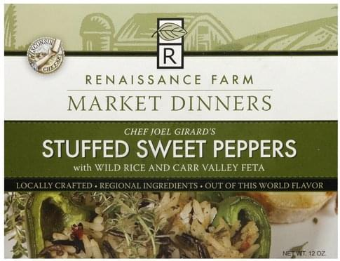 Renaissance Farm Stuffed Sweet Peppers - 12 oz