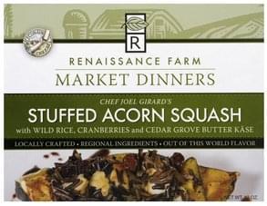 Renaissance Farm Stuffed Acorn Squash