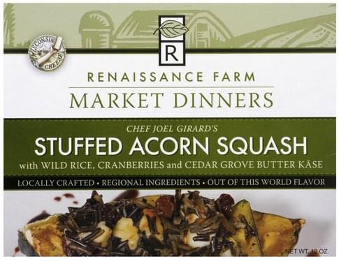 Renaissance Farm Stuffed Acorn Squash - 12 oz