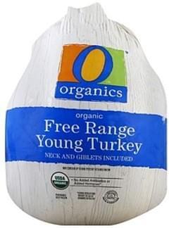 O Organics Turkey Young, Organic, Free Range
