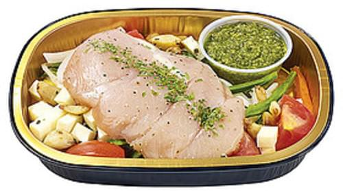 Wegmans Chicken with Pesto Sauce and Peppers - 13 oz