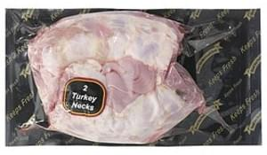 Wegmans Poultry Turkey Necks (2)