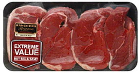Ranchers Reserve Beef Chuck Shoulder Steak, Boneless, Extreme Value Pack