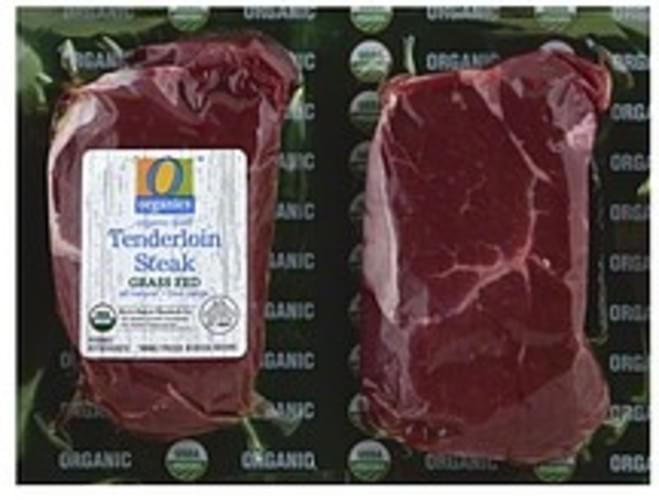 O Organics Tenderloin Steak - 1 ea