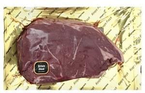 USDA Beef Boneless Beef Half Sirloin Steak