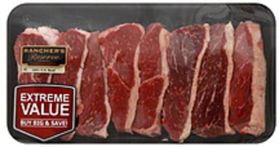 Ranchers Reserve Beef Steaks Loin Tri Tip Steak, Boneless, Extreme Value Pack