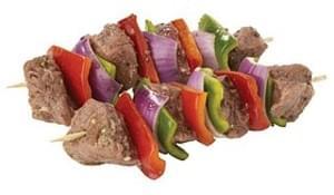 Wegmans Beef Peppercorn Beef Kabob