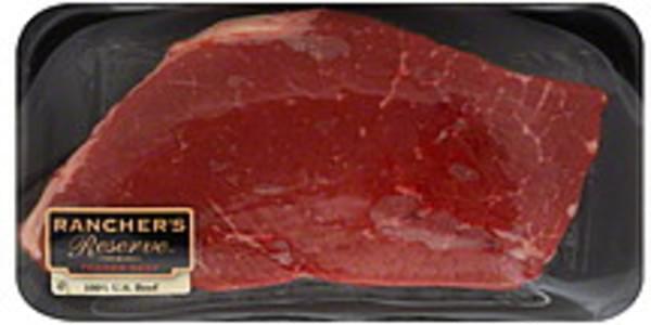 Ranchers Reserve Beef Round Top Round Steak