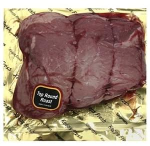 USDA Beef Top Round Roast