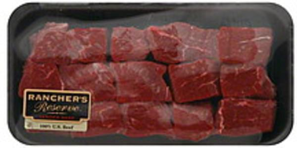 Ranchers Reserve Beef Top Sirloin Cubes, for Kabobs
