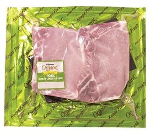 Wegmans Bone<In Center Cut Pork Chops Pork - 1 lb