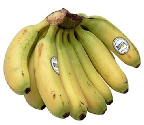 Wegmans Baby Bananas Fresh Fruit - 1 lb