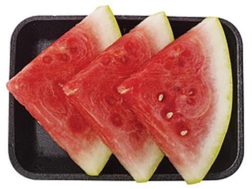 Wegmans Watermelon Slices Fresh Fruit - 1 lb