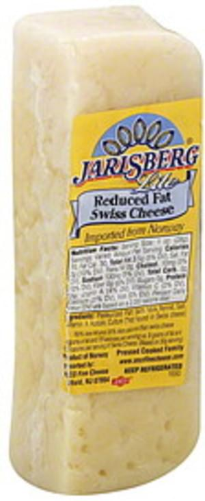 Jarlsberg Reduced Fat, Lite, Swiss Cheese - 0.54 lb