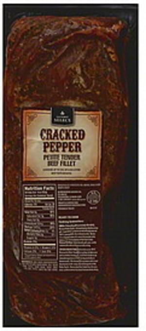 Cracked Pepper Beef Fillet