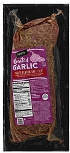 Signature Select Beef Filet Roasted Garlic, Petite Tender