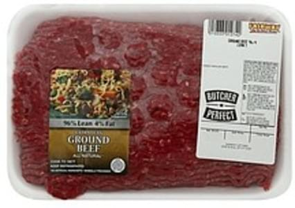 Fairway Beef Ground, Extra Lean, 96/4