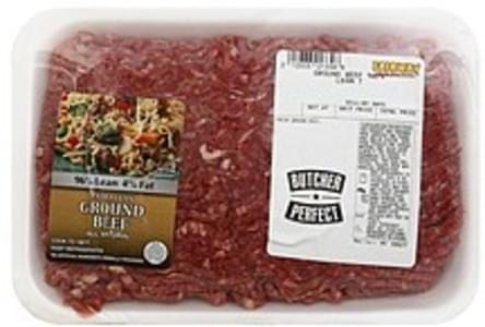 Fairway Beef Ground, Extra Lean, 96% Lean/4% Fat