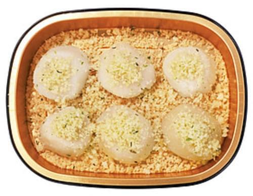 Wegmans Scallops Al Forno Ready-to-eat Appetizers & Entrees - 6 oz