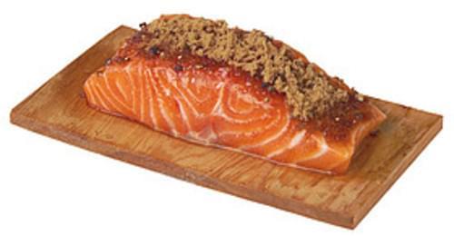 Wegmans Brown Sugar & Cracked Pepper Salmon (Wild Caught) Salmon - 6 oz