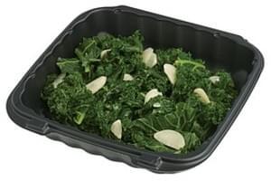 Wegmans Side Dishes Garlicky Greens