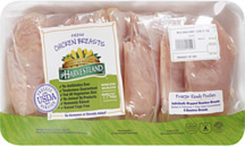 Harvestland Individually Wrapped Breasts Chicken - 3.11 lb