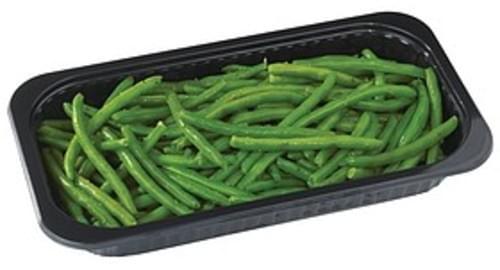 Wegmans Seasoned Green Beans, FAMILY PACK Lunch Kits - 1 ea