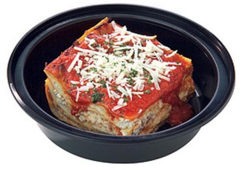 Wegmans Signature Cheese Lasagna< Slice Pasta - 1 lb