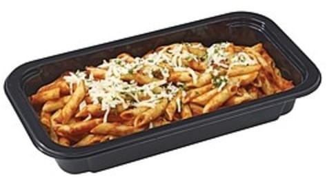 Wegmans Penne with Seasoned Tomato Sauce and Mozzarella, FAMILY PACK Pasta - 1 lb