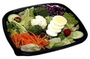 Wegmans Garden Salad