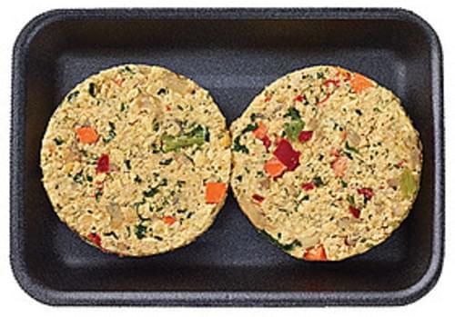 Wegmans Garden Veggie Burgers Lunch Kits - 1 lb