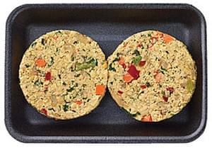 Wegmans Lunch Kits Garden Veggie Burgers
